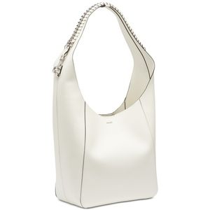 DKNY Bethune Mastrotto Leather Chain Large Hobo